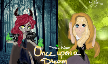 Once upon a dream Traci Hines by alicegirlbakugan