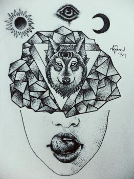 Tattoo Design by AndrewFilth