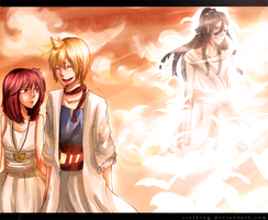 Magi: Watching over you by cielking
