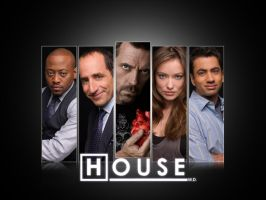 House MD Wallpaper by FighterOfFoos