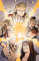 NJPW by TheSteveYurko