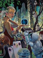 Of But Not In by jasinski