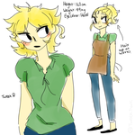 Female Tweek by TweekPark