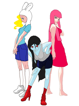 the girls by g86