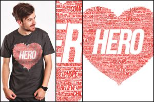 Heart of A Hero by IshaanMishra