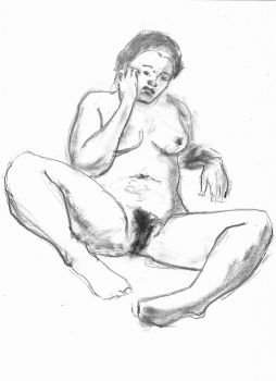 Figure study by GGdraw