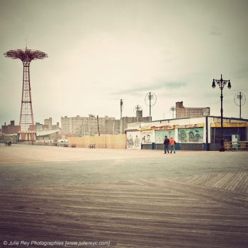 Coney Island by julie-rc