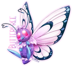 .:Butterfree:. by MATicDesignS