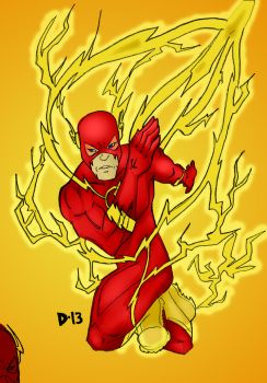 Flash COMP by Comicfanatic83