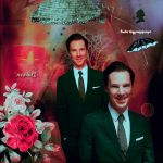 Benedict Cumberbatch blend 38 by HappinessIsMusic