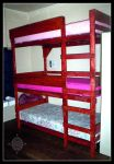 Triple Bed Bunk: finished work by PoizonMyst