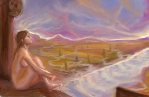 Sketch - Naked Landscape by IRCSS