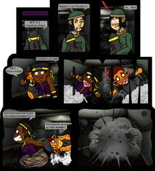 Kiora: Out of Time page 4 by Mizz-Swagnificent