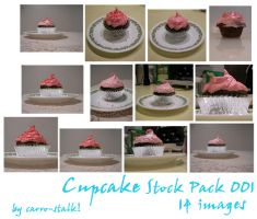 cupcake stock pack 001 by carro-stalk