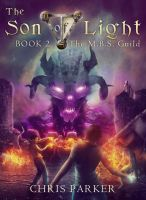 The Son of Light: the M.B.S Guild Cover by Julian-Faylona
