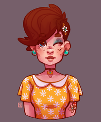 Daisy - Redesign by Chirko