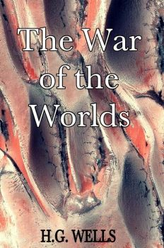 War of the Worlds book cover design by SpaceInquiries