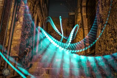Lightpainting #3 by Feivelyn