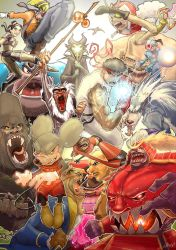 DISNEY vs CAPCOM by C-CLANCY