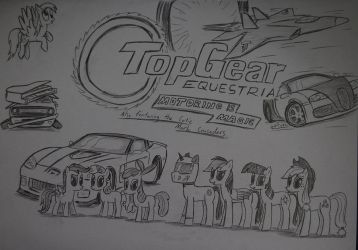 TopGear Equestria: Motoring is Magic by Ricky47