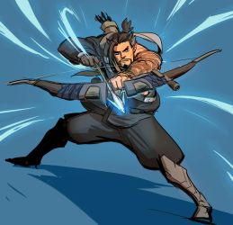 Hanzo by Silsol