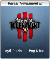 Unreal Tournament 3 New icon by Th3-ProphetMan