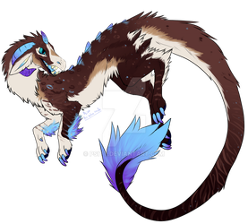 Dragon Character Auction by Psitt