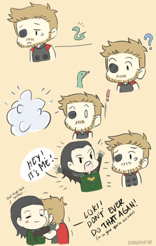What i want to happen in Avengers 4 by LazyQueen245