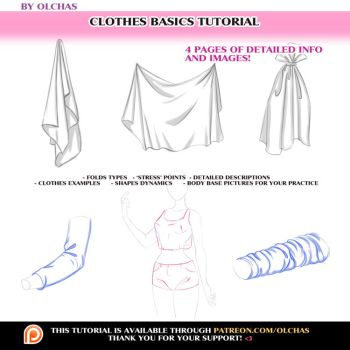 Clothes Basics tutorial preview by OlchaS