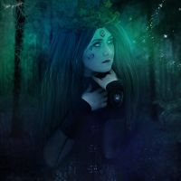 Enchanted Forest by LaVolpeCimina