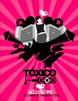 Toxic Cover by catolove