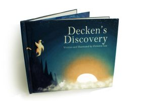 'Decken's Discovery- hardcover by Asenceana