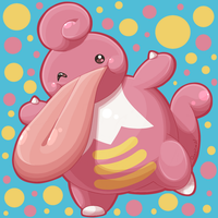 Chibi Lickilicky by quasicoatl