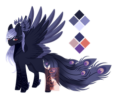 Pony Adopt Auction [CLOSED][Points/PayPal] by MinElvi