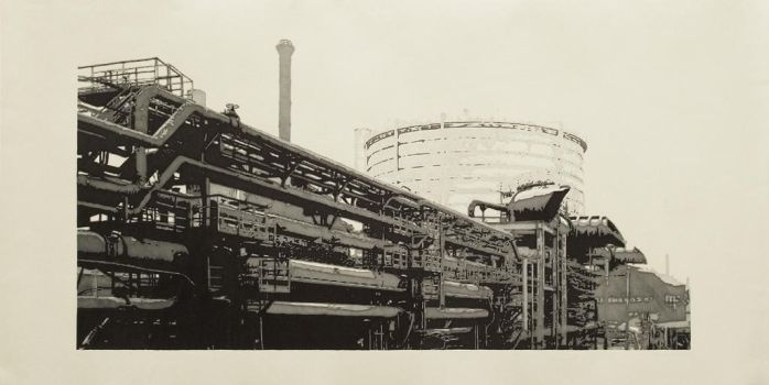 Industrial Landscapes I by arteandreas
