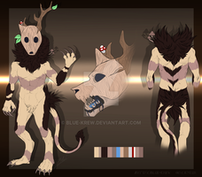 Salem - concept reference sheet by Blue-Krew