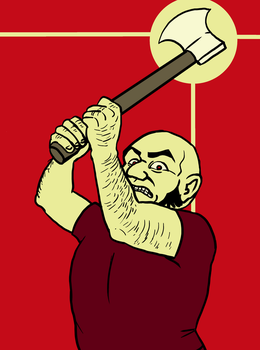 The Axe by Veitstanzproject
