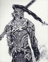 Artorias The Abysswalker by TheRuinedKing