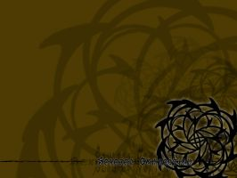 Severed Connection WP 1 Brown by severedconnection