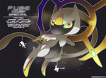 F.U.S.E Corp Special: Arc Mew by Dragonith