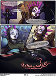 Shadow Knight: Dark Shadows: Issue # 1-  Page 6 by maskedhero100