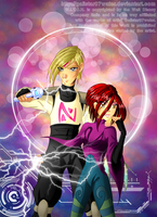 The Guardian and the Runic of Energy by Galistar07water