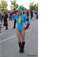 Cammy White Cosplay 2012 by CosplayButterfly