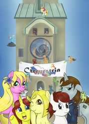 Czequestria 2014 conguide frontpage by Cwossie