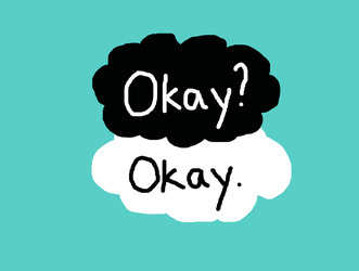 Okay? Okay. by luvdrawing2
