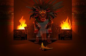 Emperor of the Sun by CarlPearce