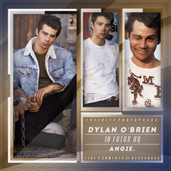 Dylan O'Brien Photopack 07 by MusicSoundsBetter