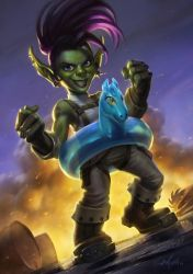 Goblin Safety Belt by SulaMoon