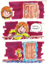 The door (asdf movie) by paurachan