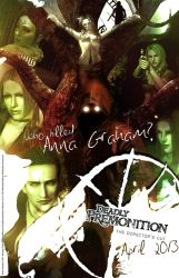 Deadly Premonition DC Poster - Ver 5 Goddesses by whitneyc